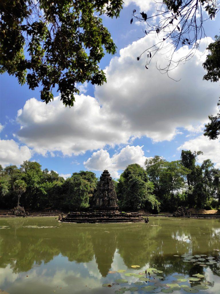 Que templos visitar en Angkor Wat