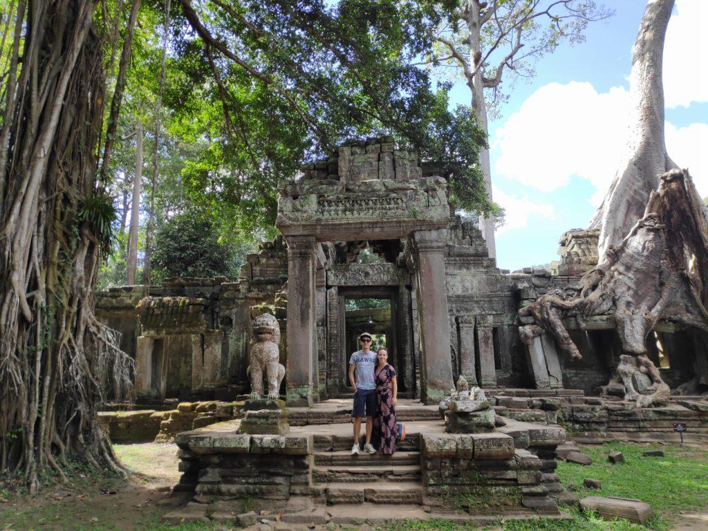 Que ver en Angkor Wat