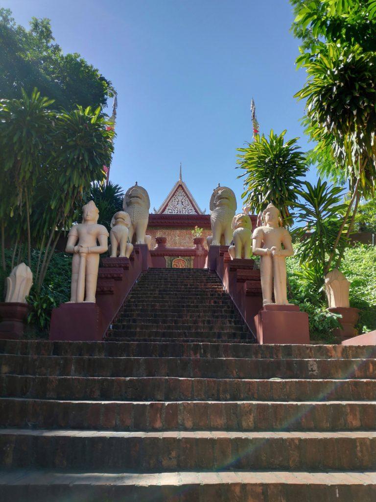 Wat Phnom Camboya