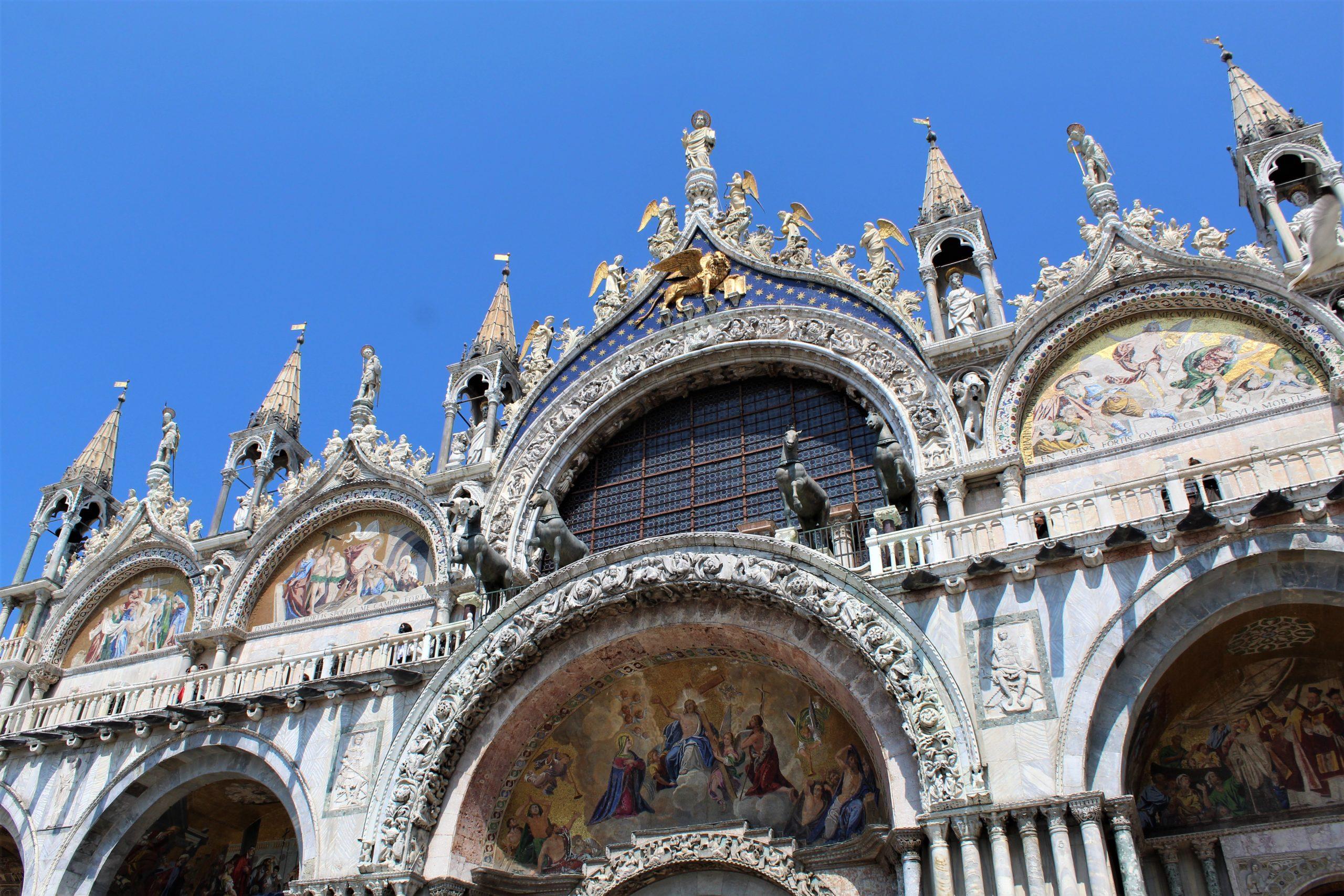 Un día paseando por Venecia