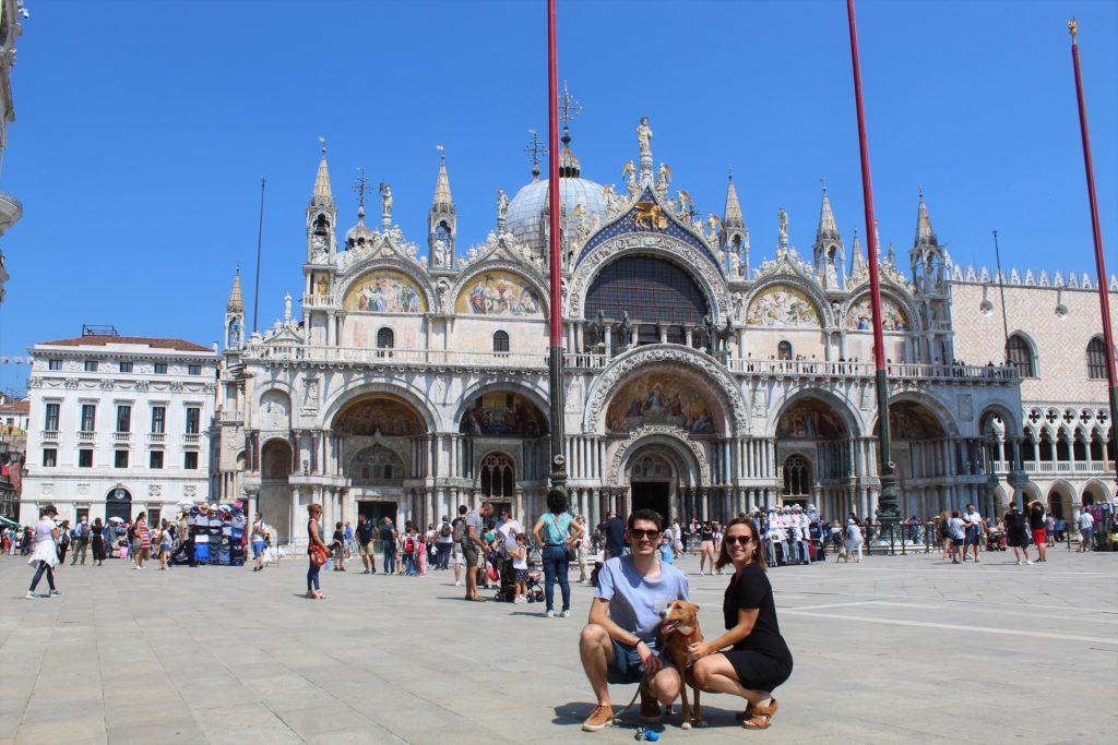 Paseando un día por Venecia