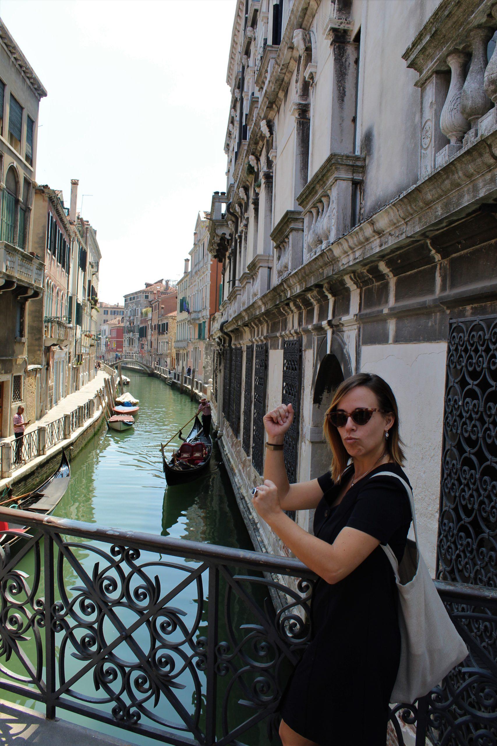 Barrio Santa Croce Venecia