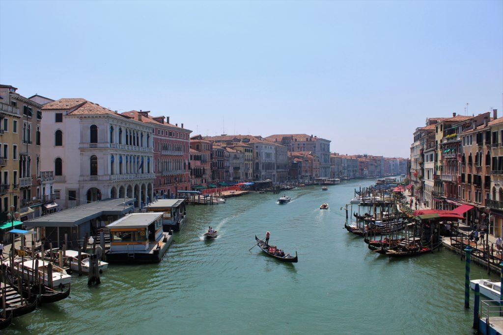 Vista del Gran Canal