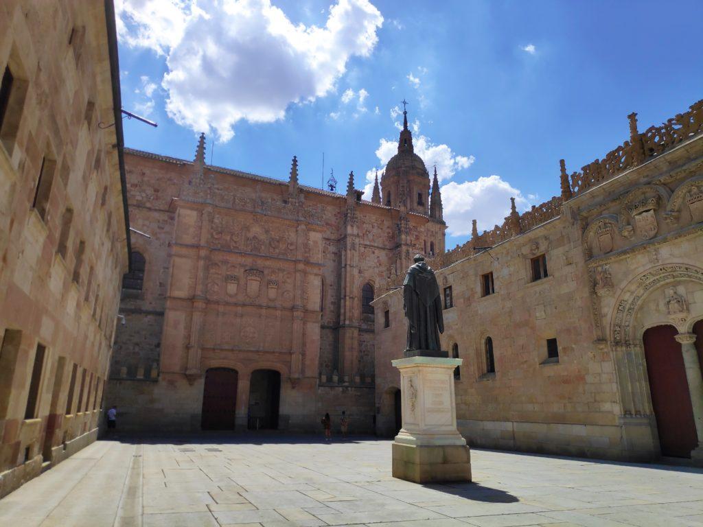 Visitar Salamanca en fin de semana