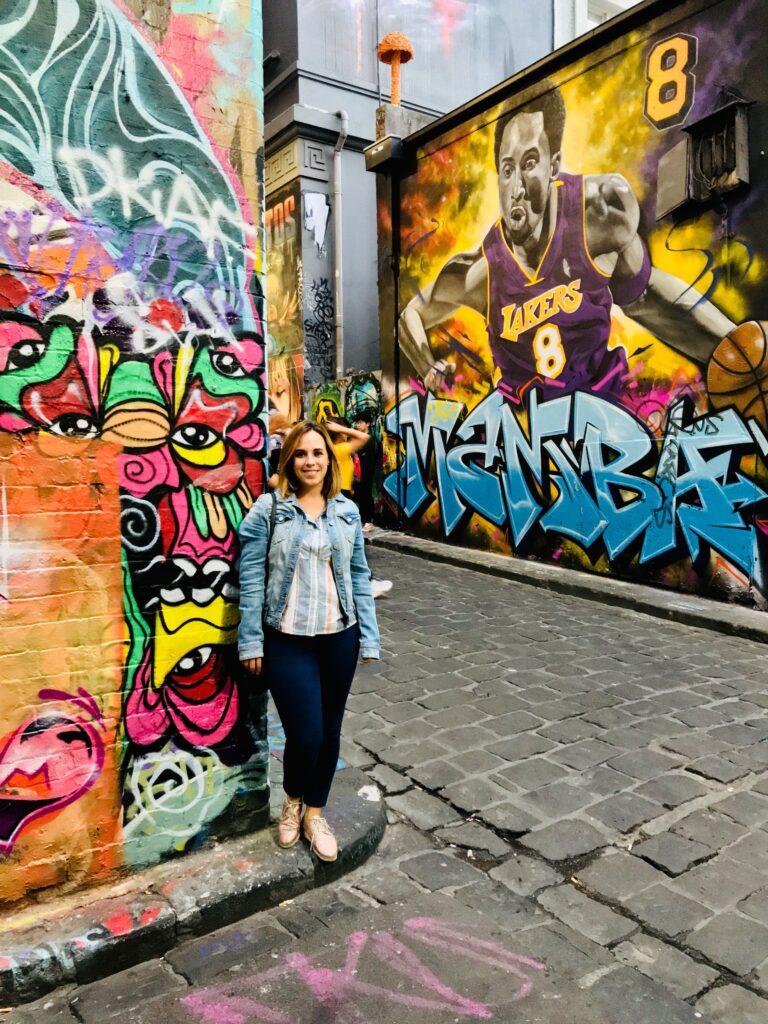 Hosier Lane - Vivir en Melbourne