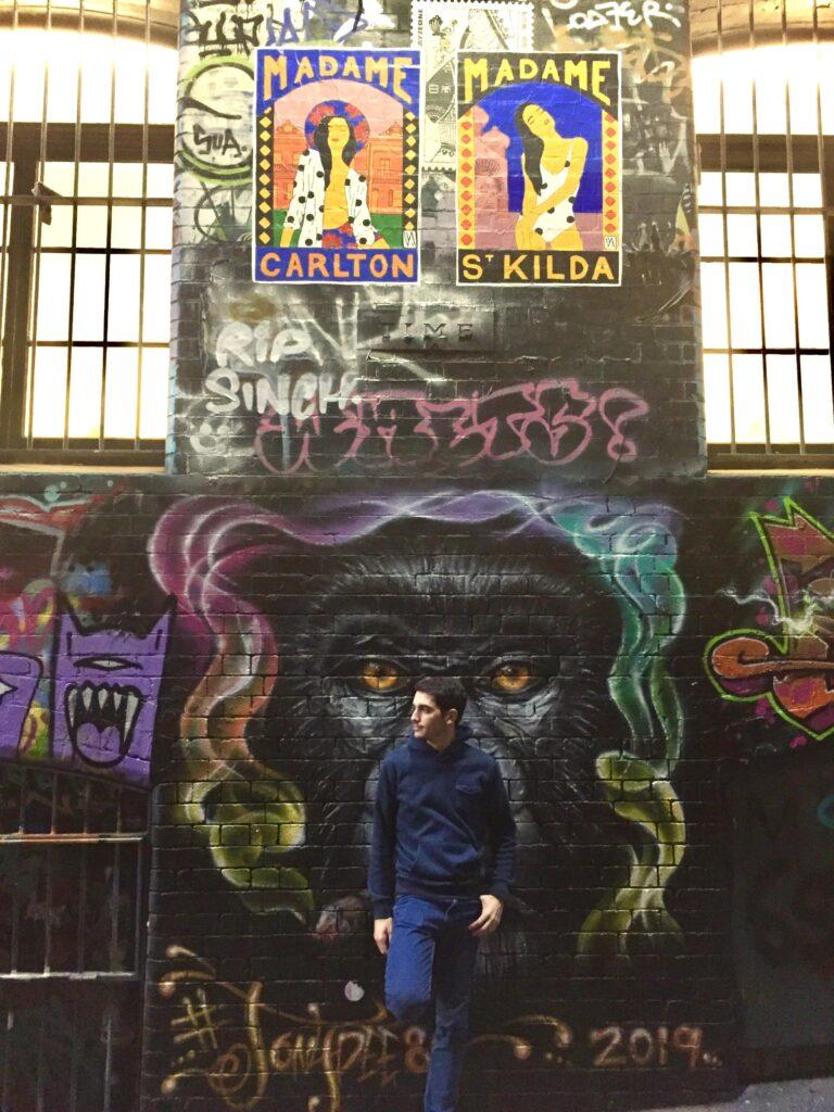 Hosier Lane - Que hacer gratis en Melbourne