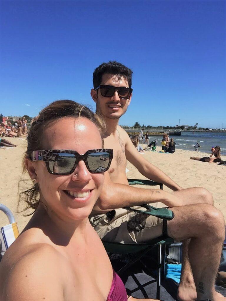 St Kilda Beach - Vivir en Melbourne