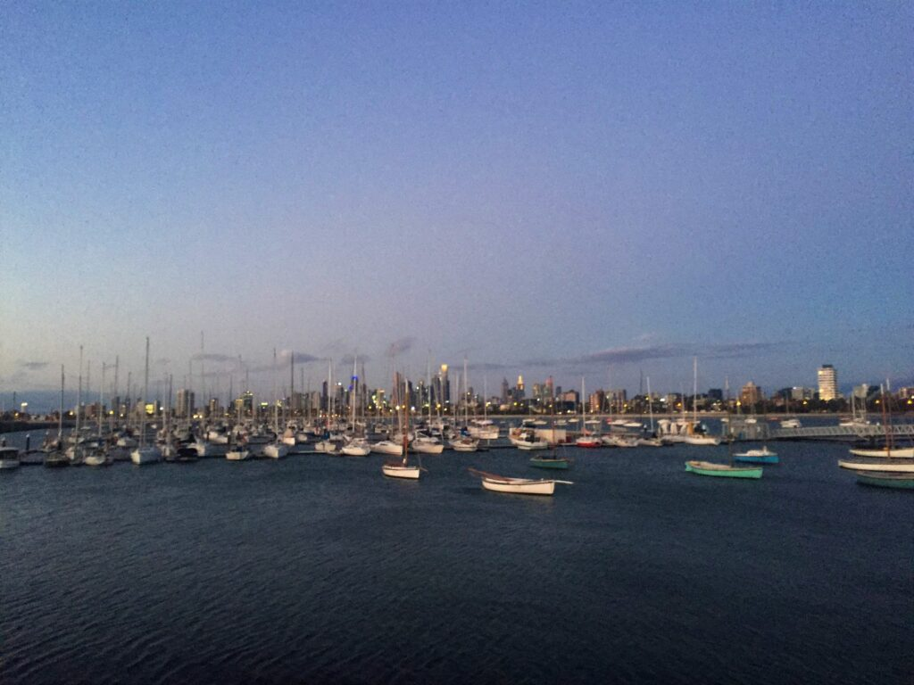 Vistas de Melbourne - Port Phillip Bay