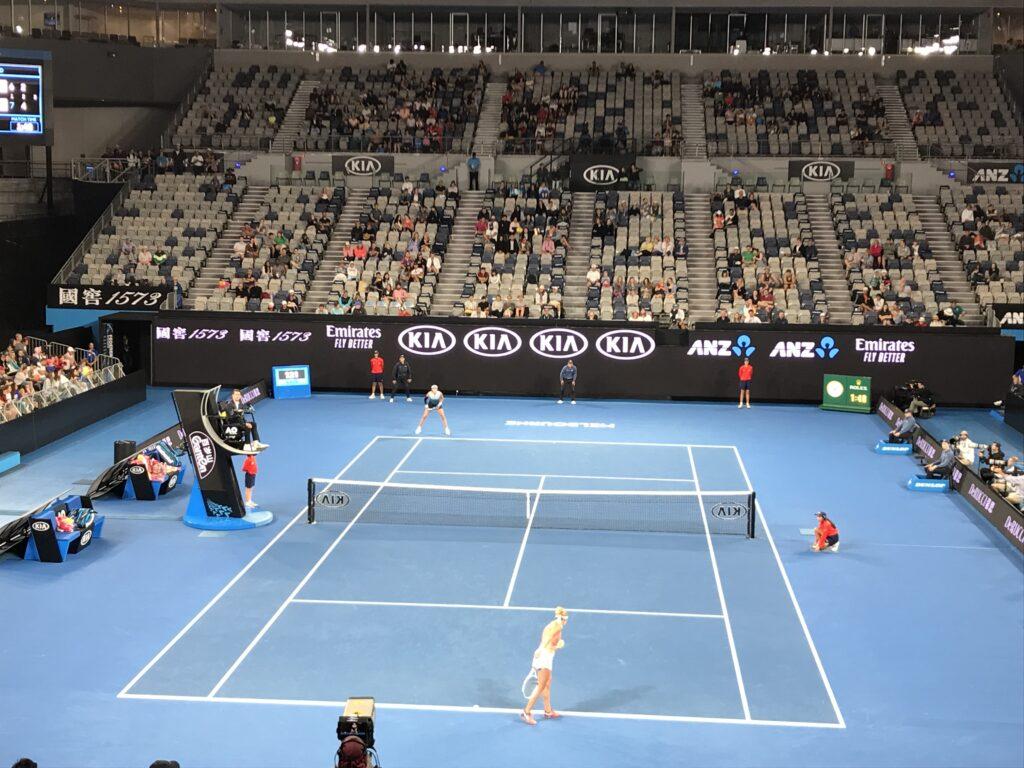 Australian Open - Vivir en Melbourne