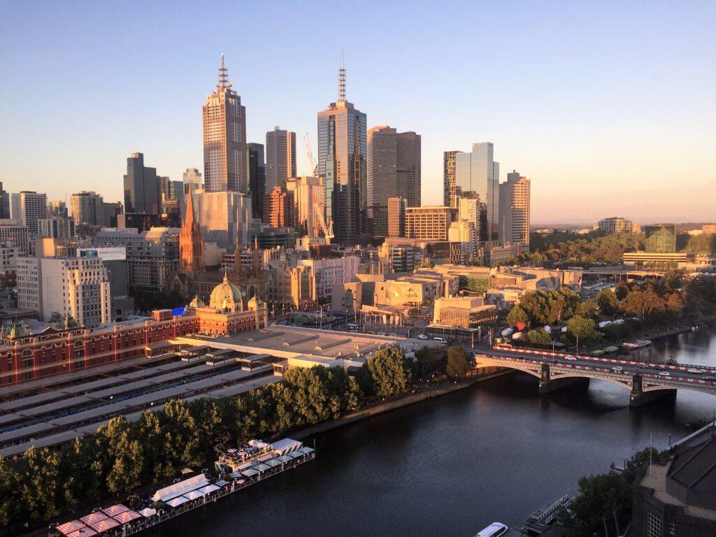 Melbourne CBD - Vivir en Melbourne