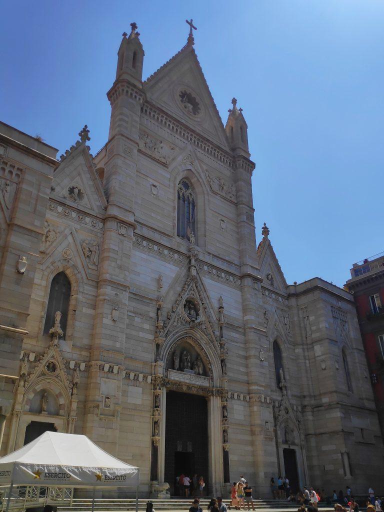 Visitar Nápoles en una semana