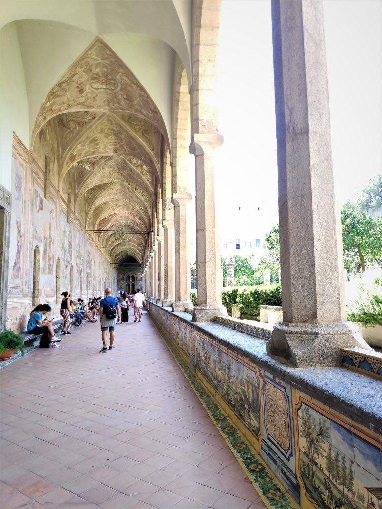 Santa Chiara - Visitar Napoles